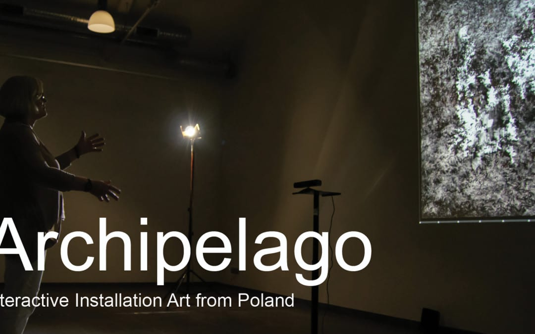 Archipelago – Interactive Installation Art from Poland
