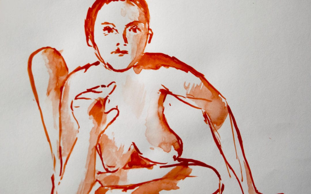 Life Drawing at LEVEL: The NUDE Project